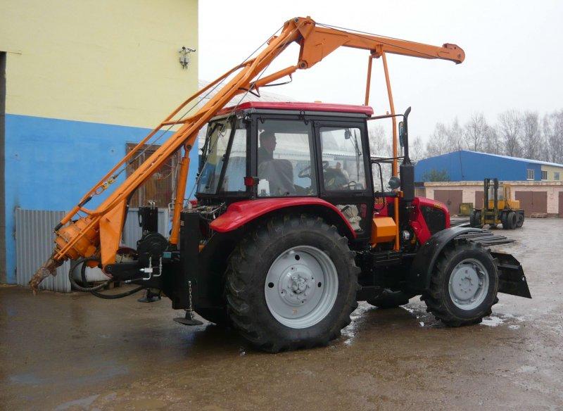 МТЗ 311 минитрактор Беларус - Купить по низкой цене
